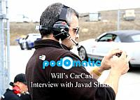 Will's Car Cast Javad Shadzi